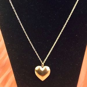 Jewelry - Oil Diffusing, 18K GP Filagree Heart Locket